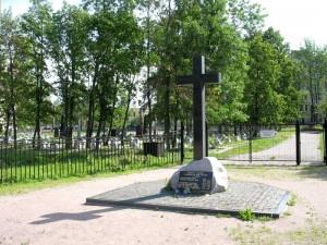 Кладбище при Чесменской церкви